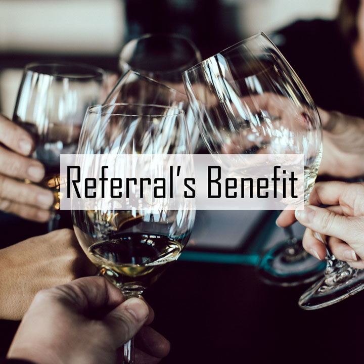 Referral Benefit